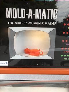 Mold-A-Matic Tiger