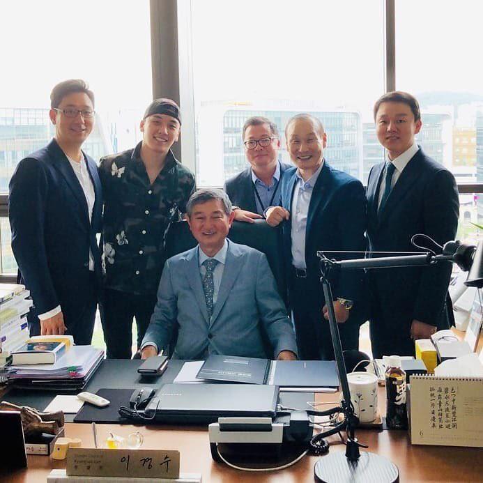 BIGBANG via pandariko - 2018-06-27  (details see below)