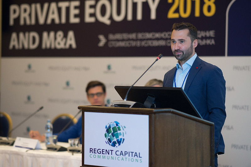 Максим Русских, «PRIVATE EQUITY AND M&A II»