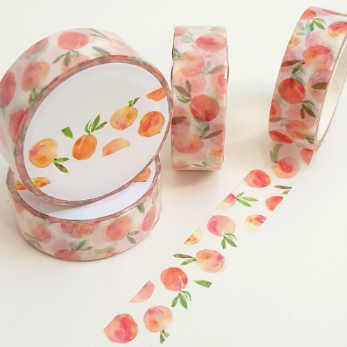 Peach Washi Tape
