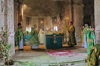Божественная литургия 268