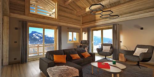 3_HomeMade_Architecture_Chalet_Louise_Le_Grand_Bornand_intérieur_Séjour_2