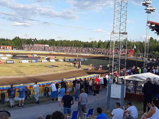Speedway - Precis som förr