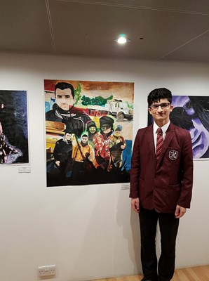 St Helens' Youth Open Art Competition