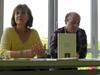 Brillant presentació de l´últim llibre de poemes de Gràcia Jiménez-2
