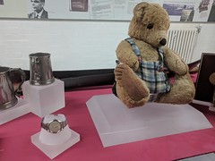 Turing teddy bear