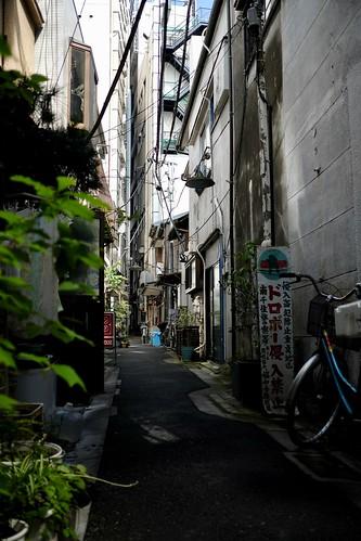 名残りの東京