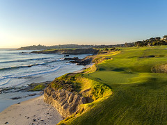 9th Hole, Pebble Beach Golf Links