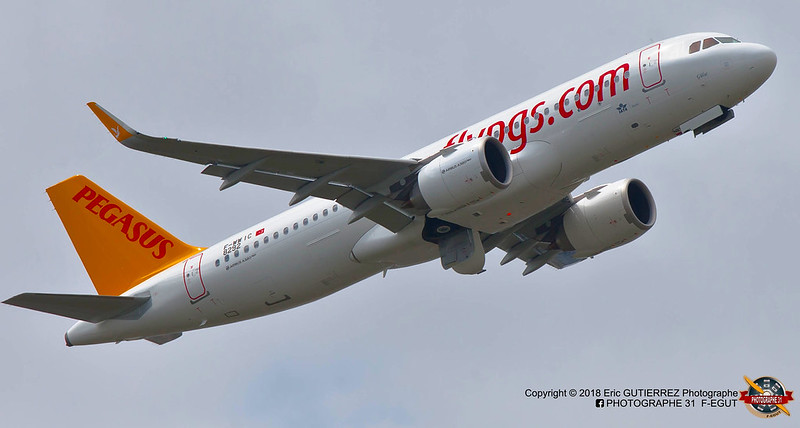 AIRBUS A320-251Neo (WL) (MSN 8292)