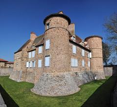 Château de Saint Marcel de Félines - Photo of Neulise