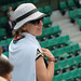 Roland-Garros 2018 : supportrice polonaise
