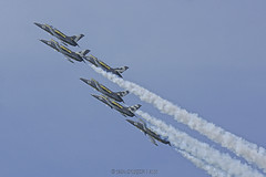 Aero L-39 Albatros / Breitling Jet Team - Photo of Trilport