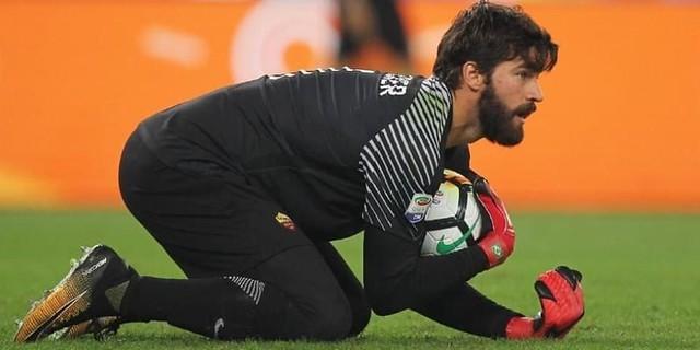 Harga Alisson Becker Jadi Rekor,AS Roma Pun Tak Bisa Bilang Tidak Ke Liverpool