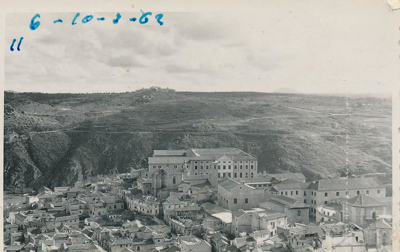 Seminario en 1962. Fotografía de Julián C.T.