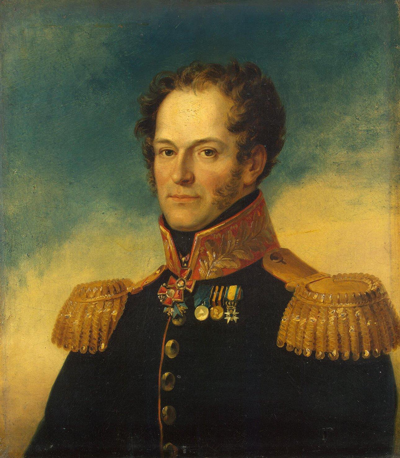 Мацнев, Михаил Николаевич