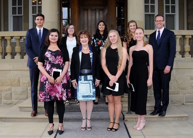 QEII Golden Jubilee Awards 2018