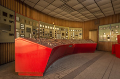 Red Control Room