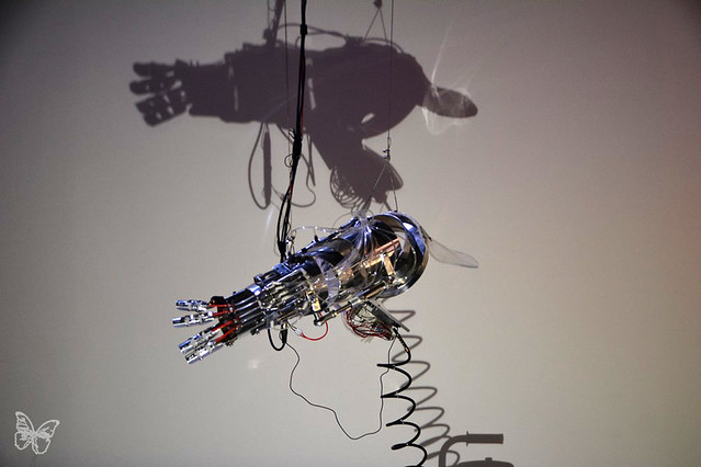 Artists & Robots - Stelarc