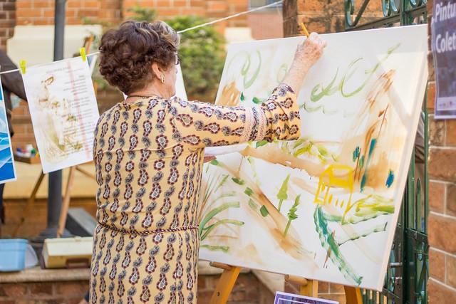 Festival de artes Martha Watts