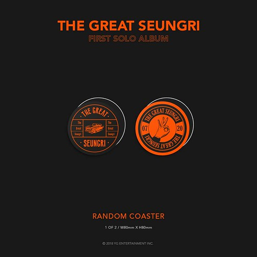 Seungri THE GREAT SEUNGRI Solo Album 2018 (14)