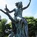 Pan statue, Sheffield Botanical Gardens