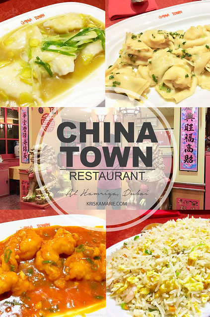 China Town Restaurant, Dubai