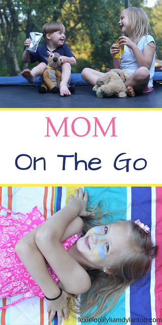 Mom On The Go - A Weekly Life With Kids Recap #momblogger #Downsyndrome #momlife