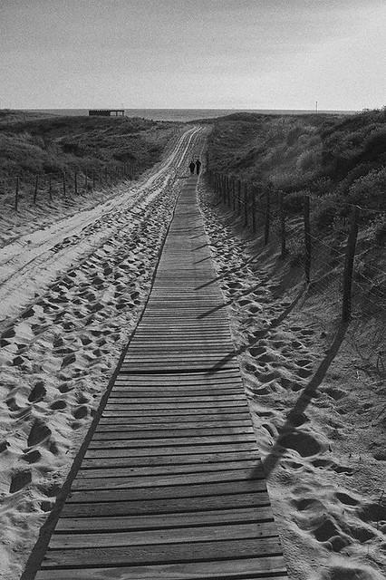 Beach way - Camino de la playa