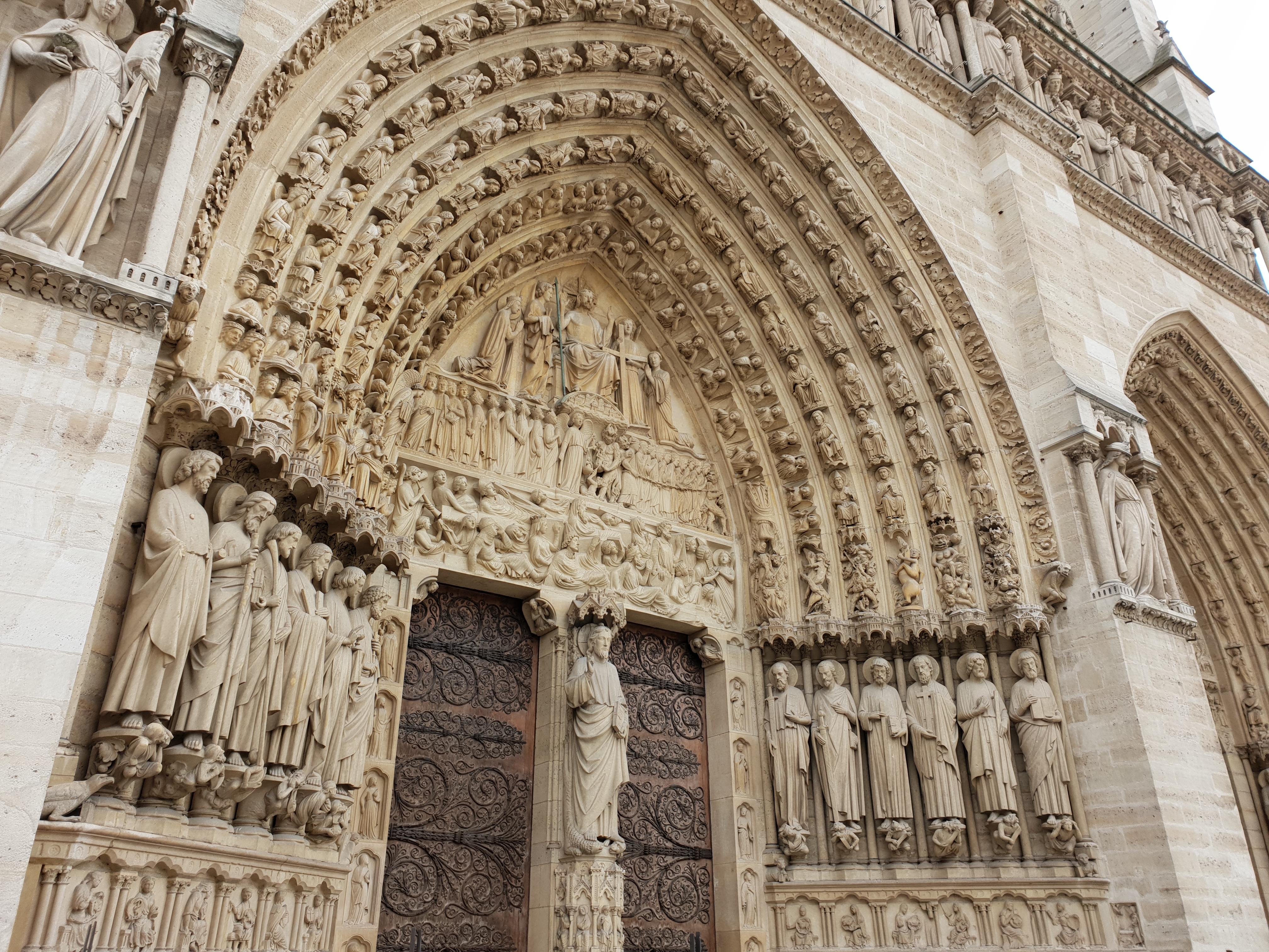 巴黎聖母院Notre-Dame de Paris-3