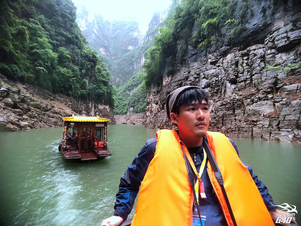 神女溪-長江三峽-23
