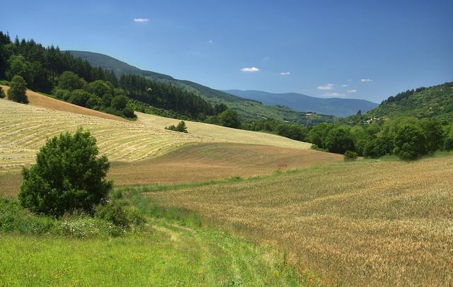 View to La Montagne, Pentax K-5 II, smc PENTAX-DA 17-70mm F4 AL [IF] SDM