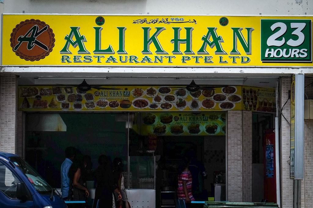 ali khan storefront