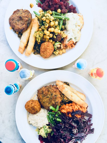 vegan food stockholm, june 2018 -