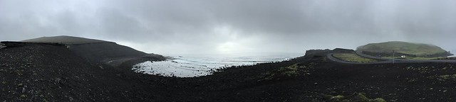 At the very South, Westman Islands