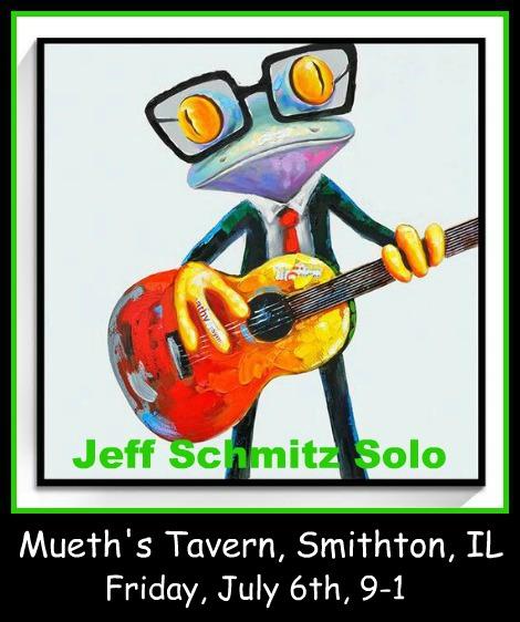 Jeff Schmitz Solo 7-6-18
