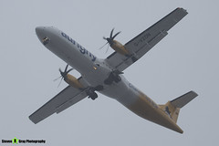 G-VZON - 853 - Aurigny Air Services - ATR ATR-72-500 - Donington - 180402 - Steven Gray - IMG_8534