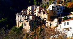 Villages perchés des Alpes Maritimes : Thouët-sur-Var (06)