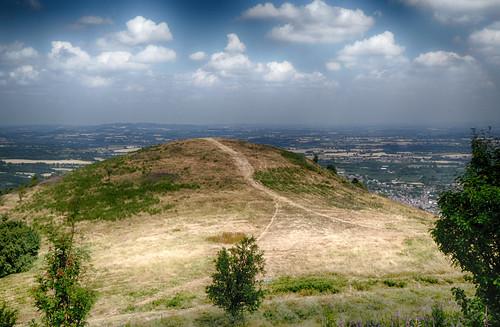 The Malverns - End Hill