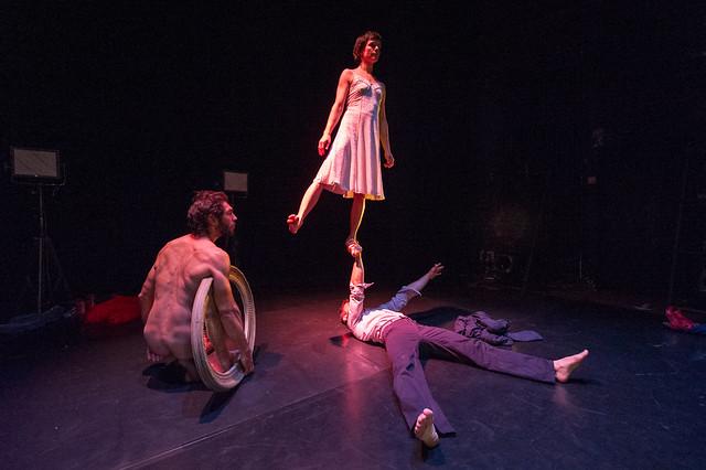 « Reflets dans un œil d'homme » au théâtre de Caen