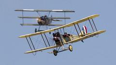 Royal Aircraft Factory BE2c - 687
