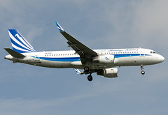 9N-ALW Himalaya Airlines Airbus A320-214