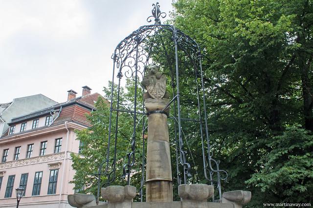Nikolaikirche Square