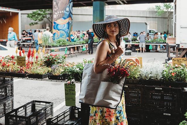 Baltimore Farmer's Market Tanvii.com