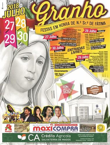 FESTAS GRANHO