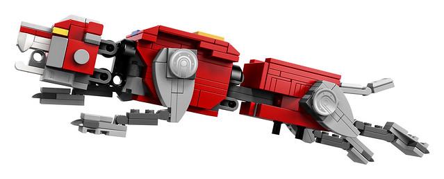 LEGO Ideas 21311 Voltron 7