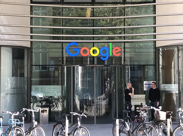 Google Germany Hamburg