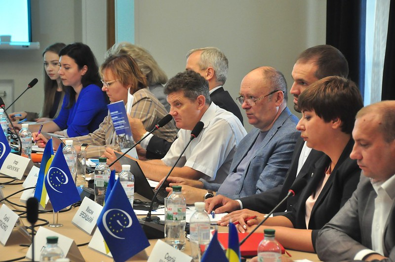 Сonsult meeting on a concept of the new law on legality supervision over local authorities' acts 5 July