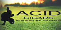 ACID TAA BIG BANG Longest Drive Competition