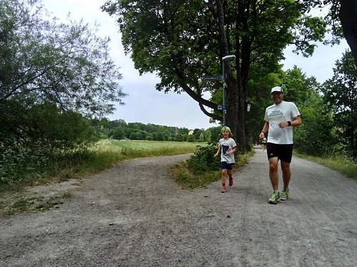 family running uppsala