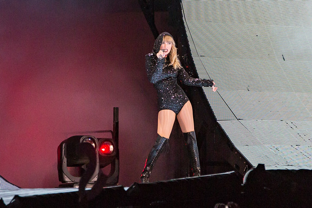 Taylor Swift @ FedEx Field, Landover MD, 07/10/2018